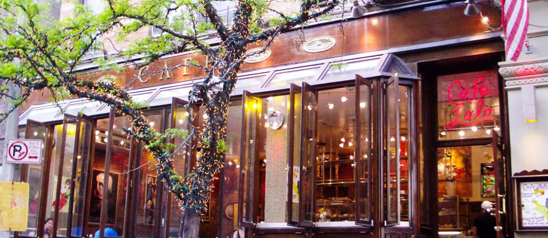Restauranger i New York