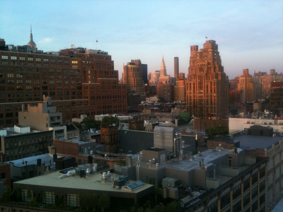 Takbarer i New York