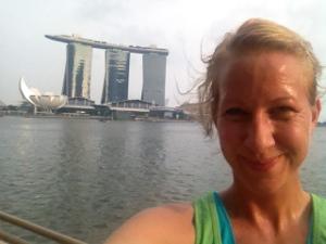springturism i Singapore