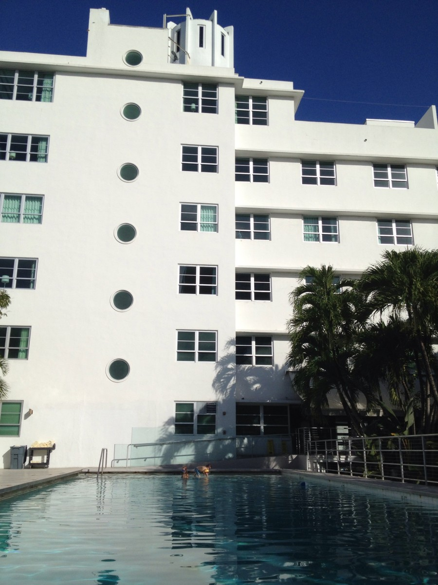 Hotell South Beach Miami