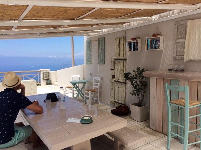 Grand View Santorini