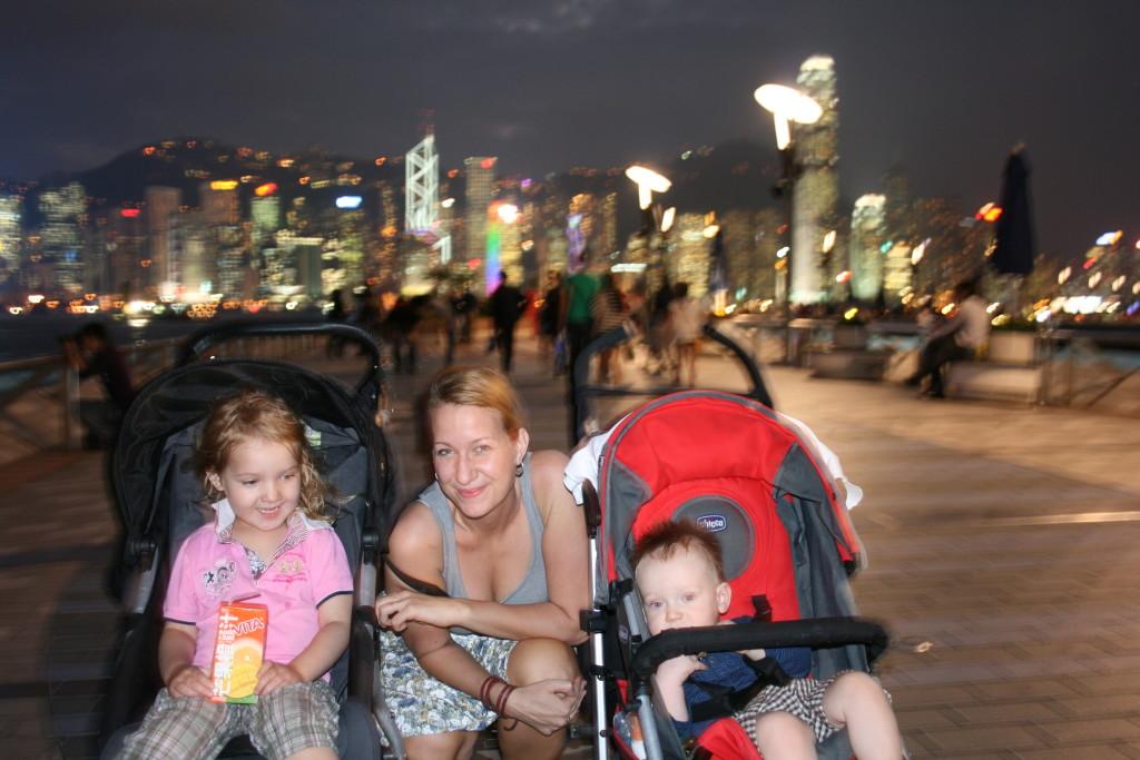 hong kong med barn