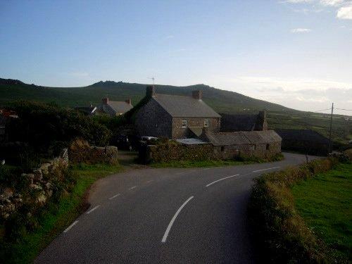 bara brittiskt - engelsk landsbygd