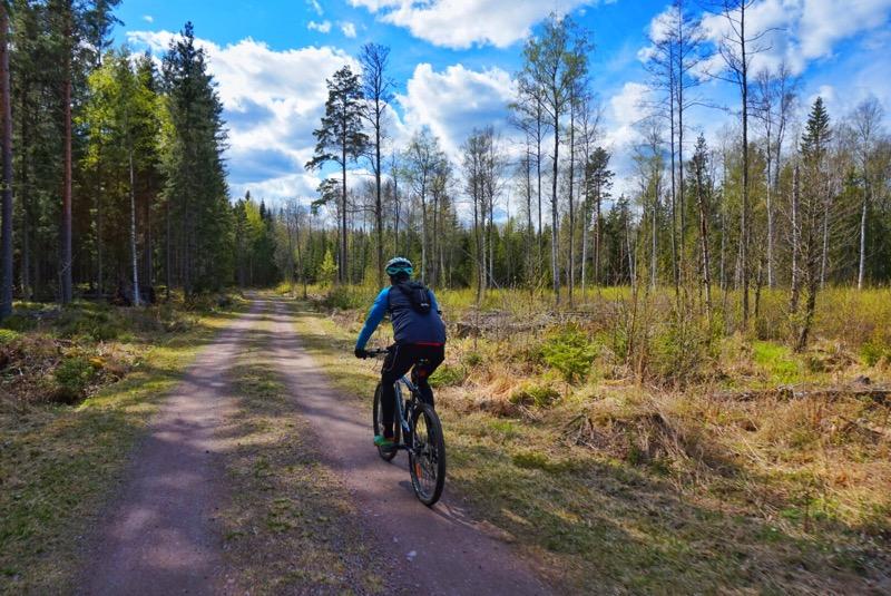 mountainbike högbo bruk