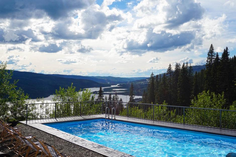 bada i Åre - åres bästa badplatser och stränder