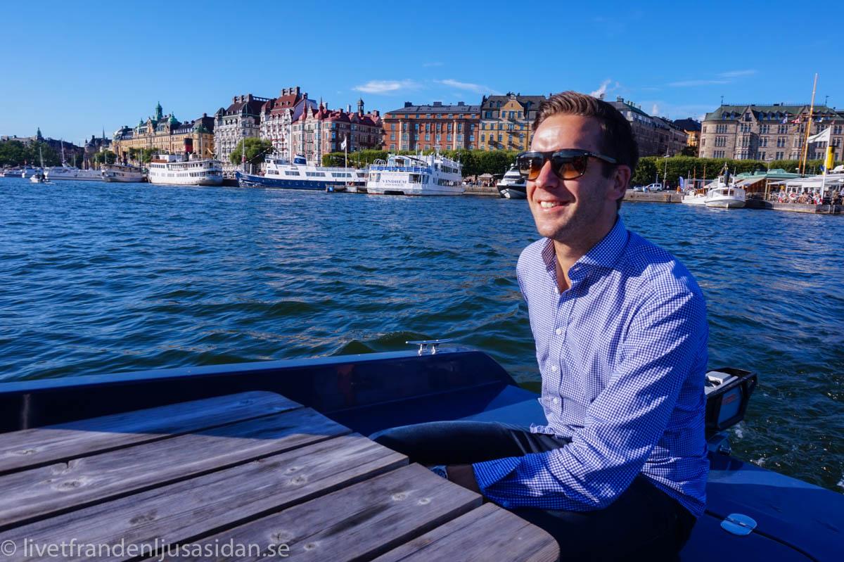 picknickbåt Stockholm (1 av 1)