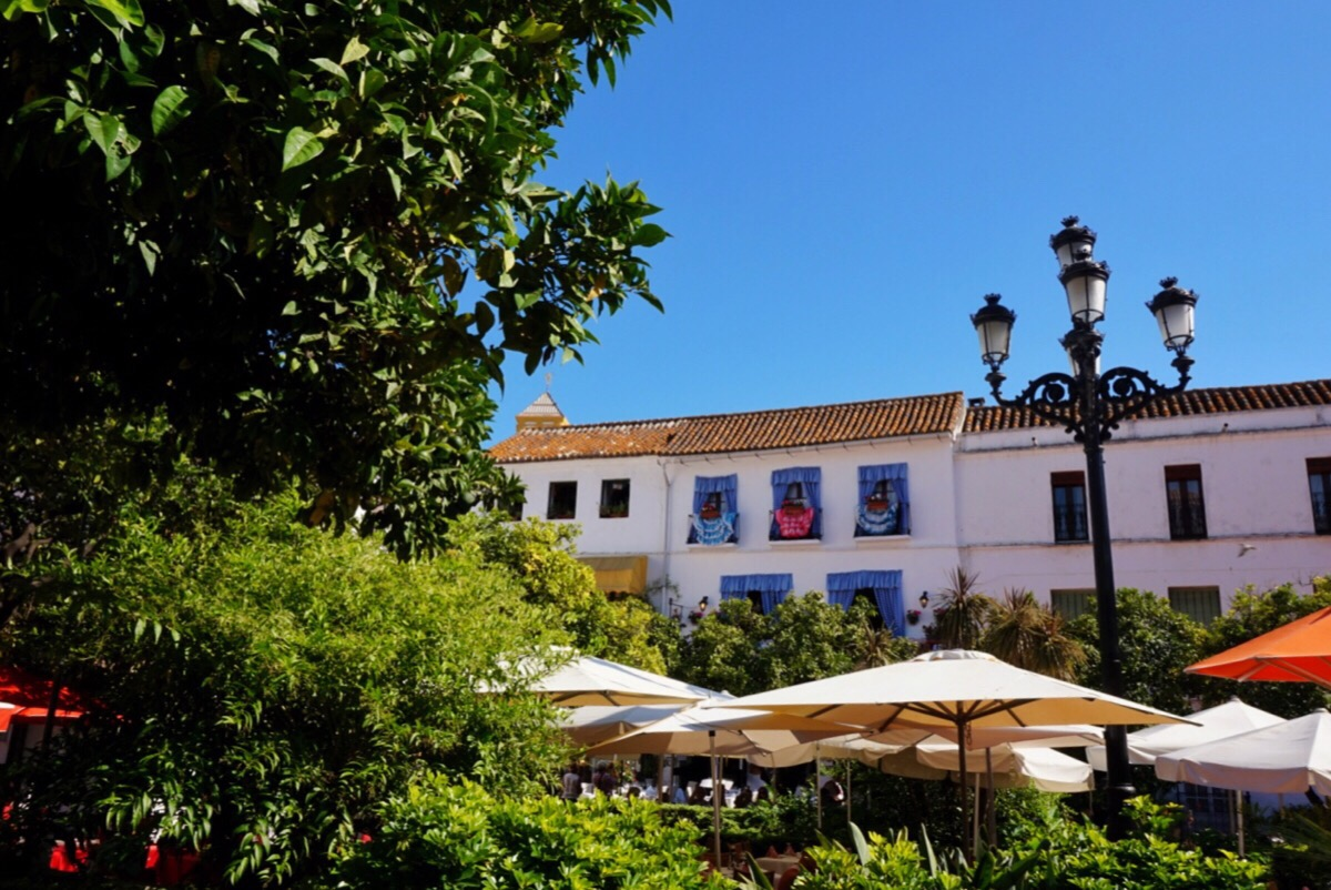 Apelsintorget Marbella