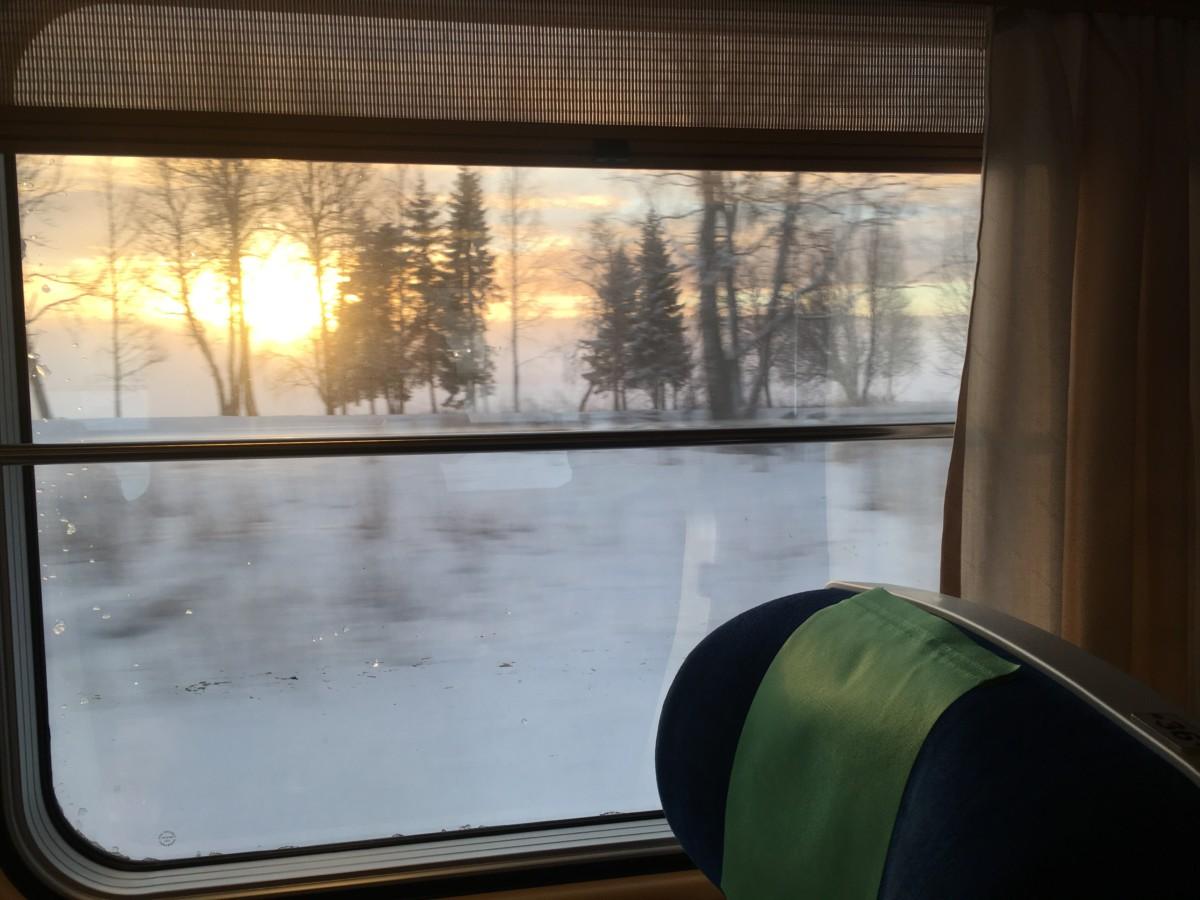 tåg med bebis guide