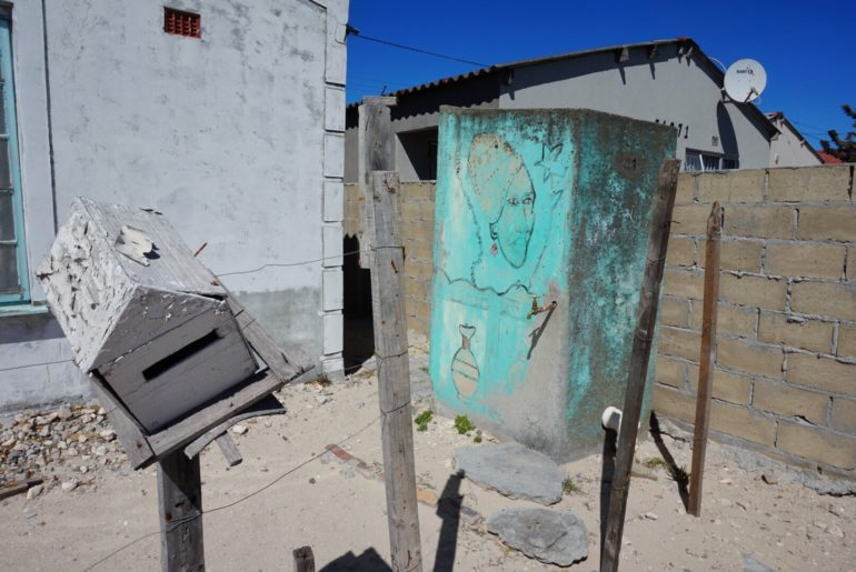 Kapstadens kåkstäder