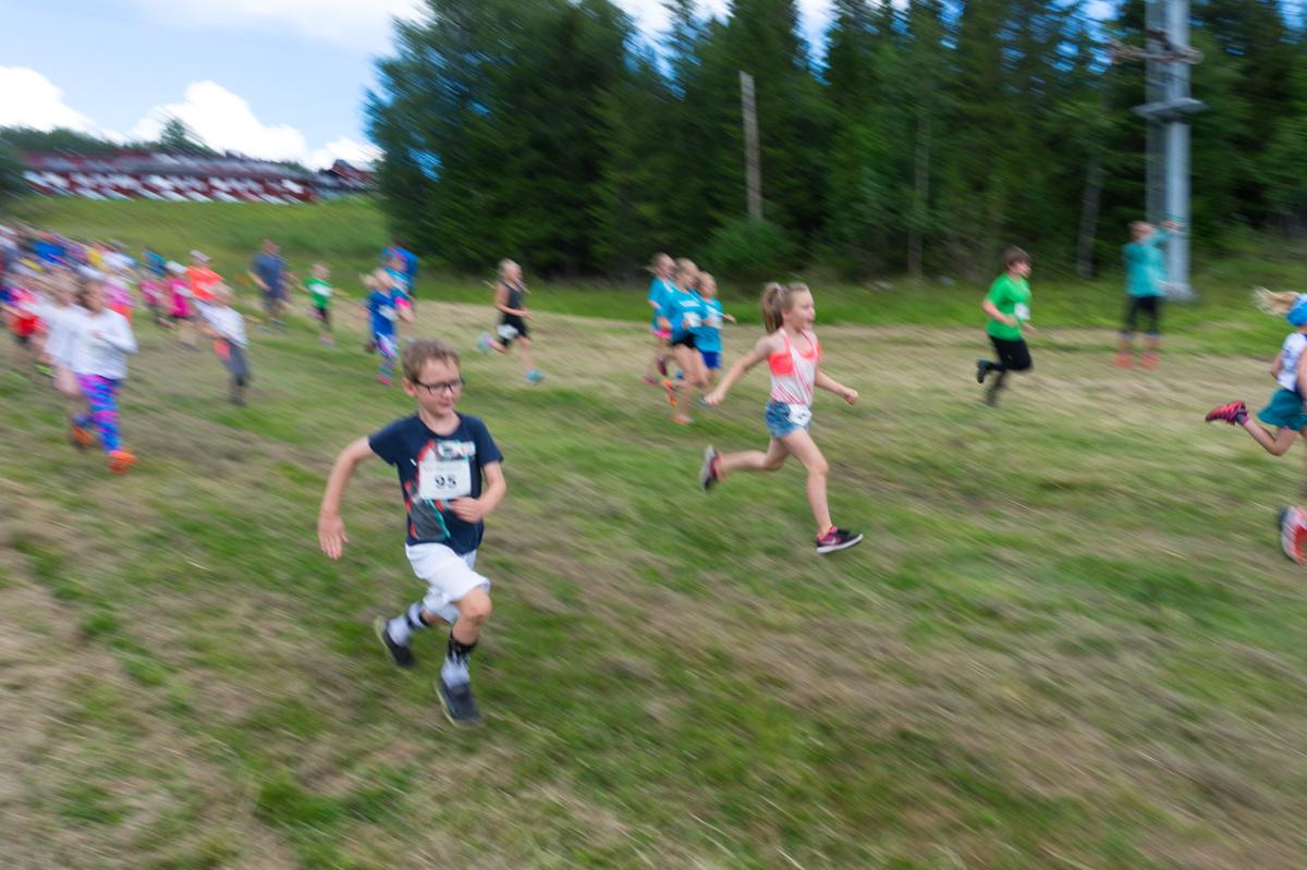 Fjällmaraton minimaraton