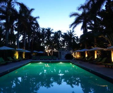 Billigt hotell Miami South beach; South Seas hotel