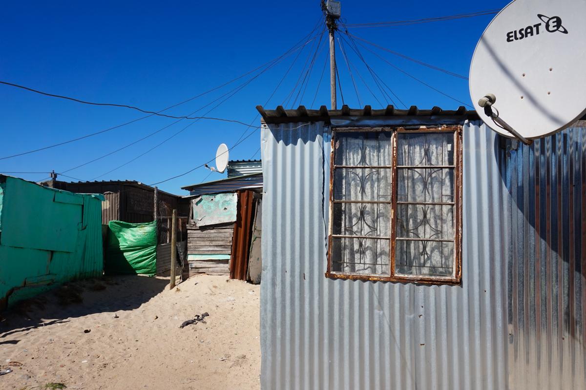 resa till Kapstaden