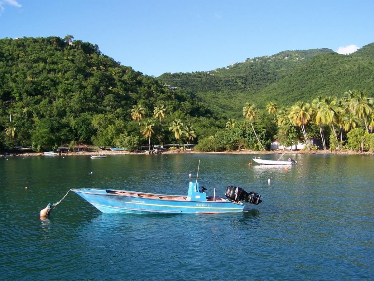 resa till Guadeloupe