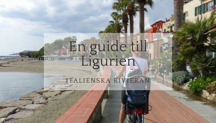 guide till ligurien italienska rivieran civezza