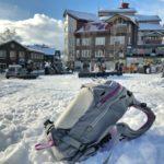 skidryggsäck från Osprey dam Osprey Kresta