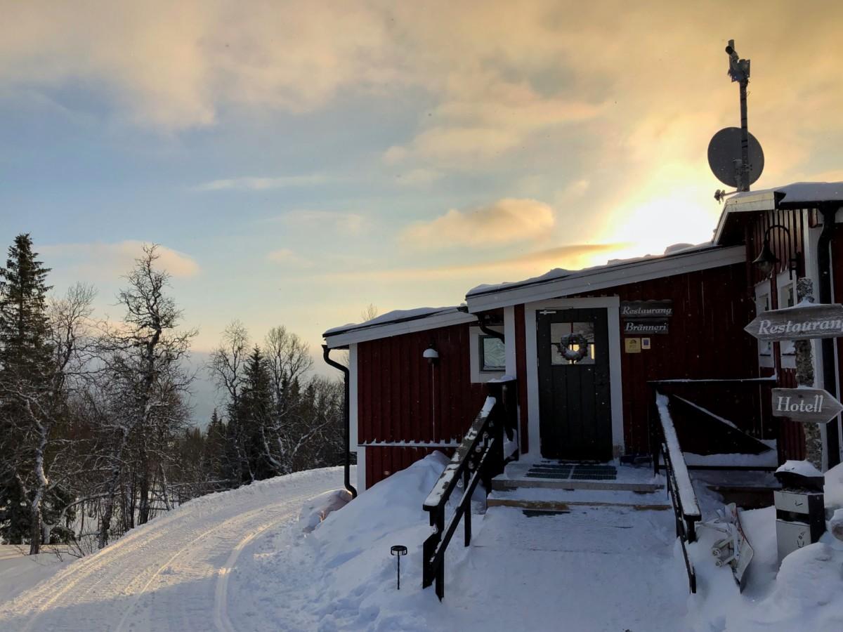 Buustamon bra restaurang backen Åre