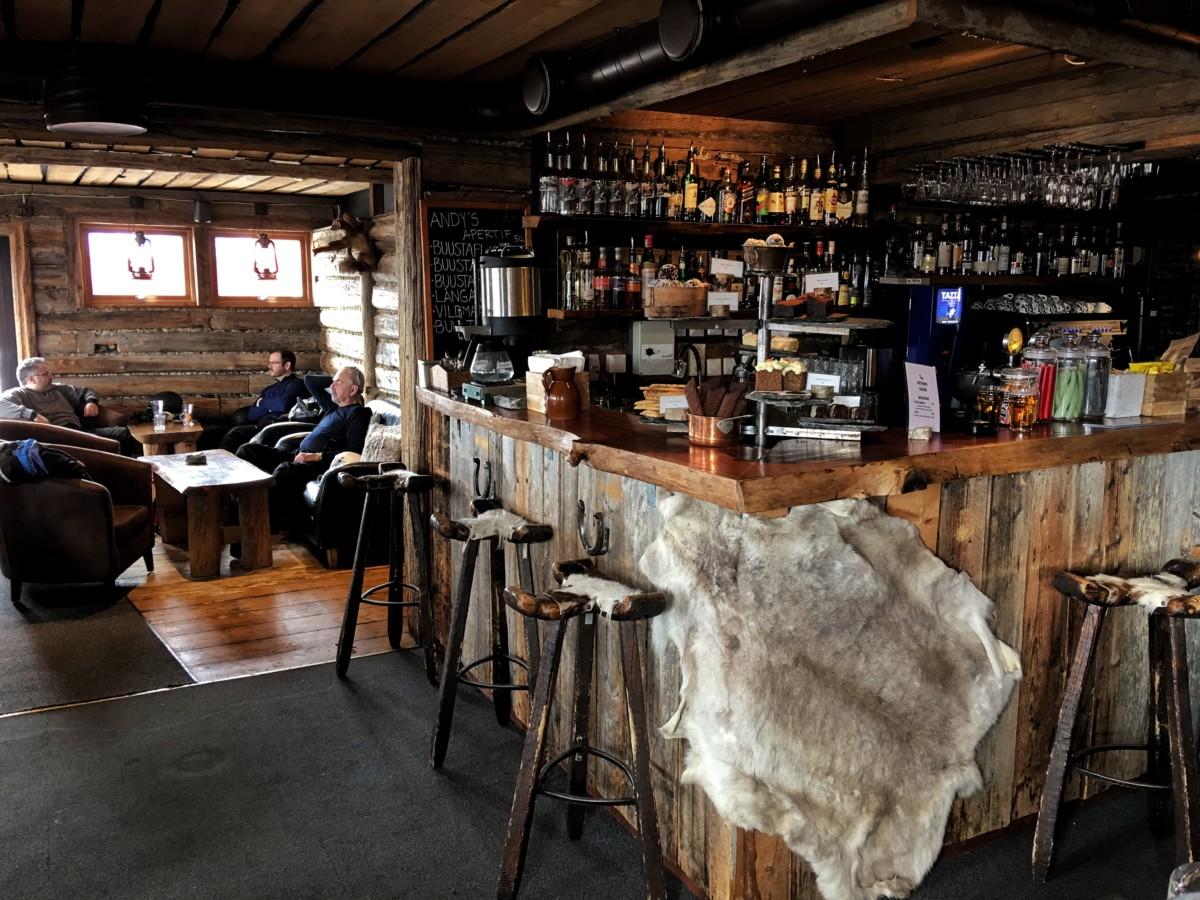 Lunchrestauranger i backen, Åre