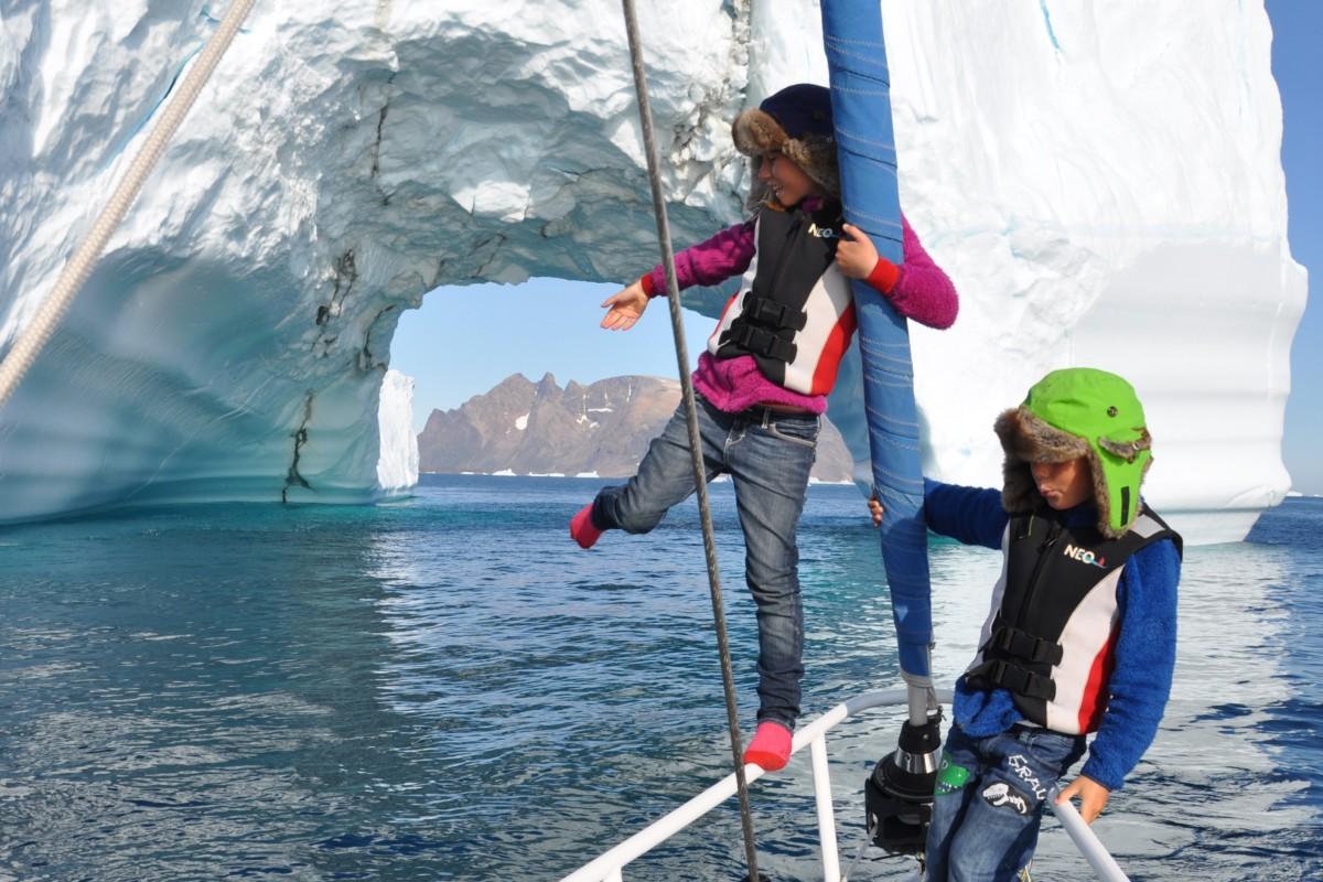 familjer på äventyr vad hände sedan segling