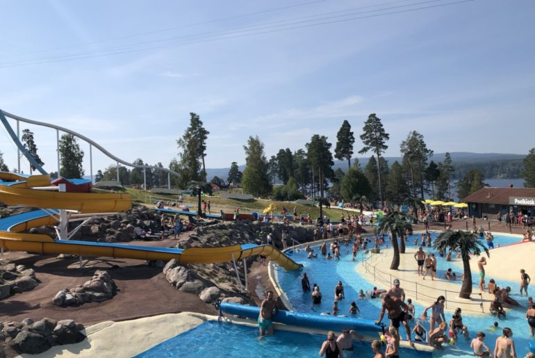 vattenland sommarland tips information pris höghöjdsbana