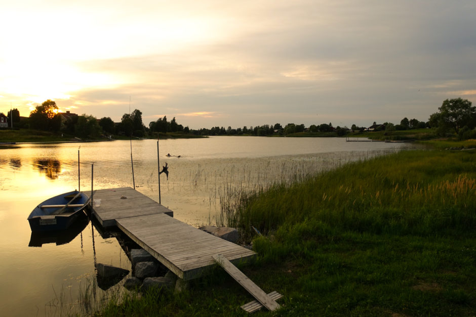 dalarna sjö