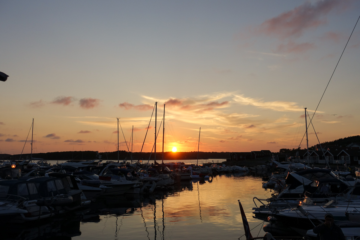 solnedgång-i-bohuslän-tanumstrand-västkusten
