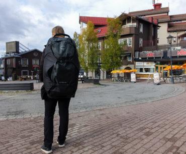 Reseprylar: Osprey Sojourn – en rullväska och ryggsäck i ett