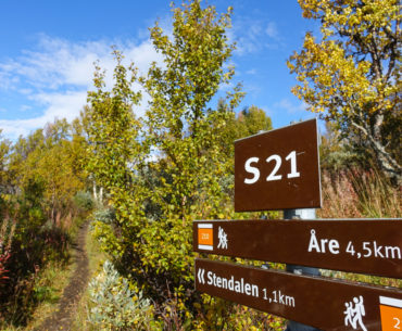 Stendalsrundan – en vandring från Åre by