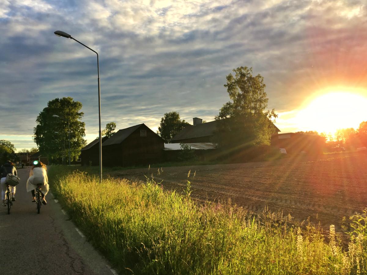 Sveriges fulaste stad mitt Borlänge vackra borlänge