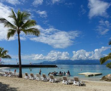 Guadeloupe etapp 1 – resortlivet och Le Gosier