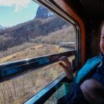 Tågluffa med barn i Europa - vackra tågresor (1 av 10)