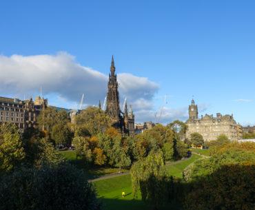 Edinburgh – en intensiv familjehelg i Skottlands huvudstad