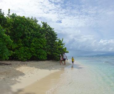 Ilet du Gosier – en båtutflykt på Guadeloupe