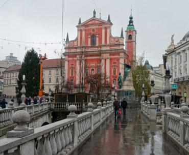 Tack och hejdå Slovenien, Ljubljana och mäktiga grottor!