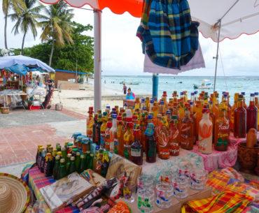 Sista dagarna på Guadeloupe