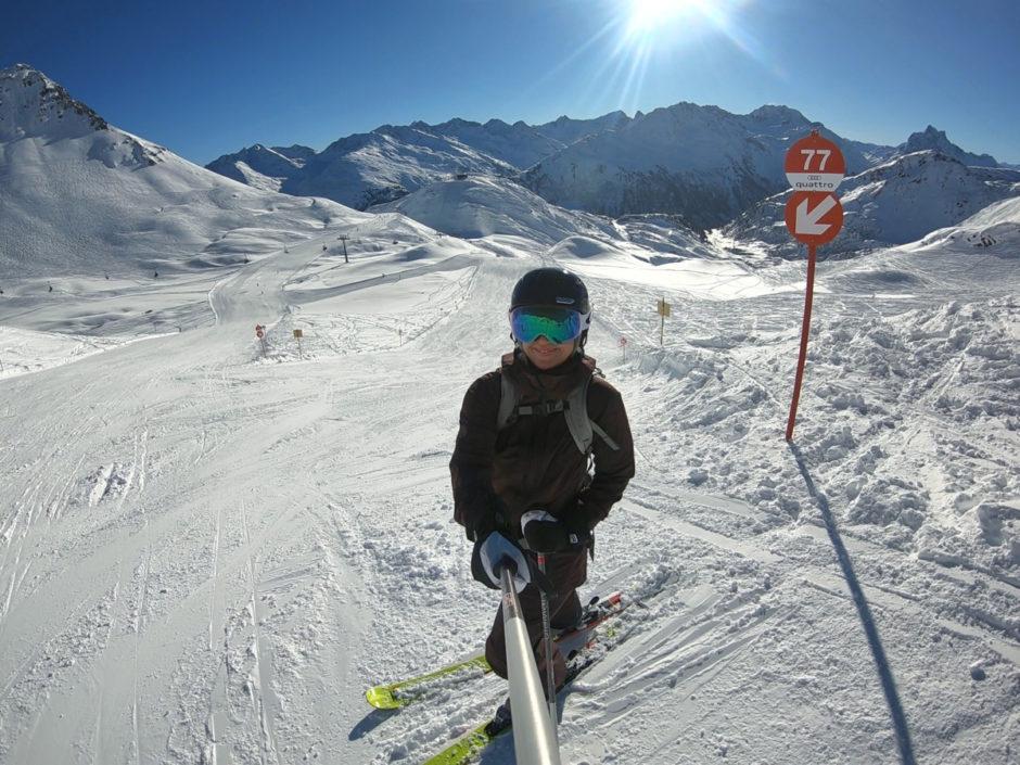 skidåkning-st-anton-österrike