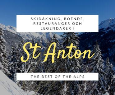 St Anton – Österrikes bästa skidort?