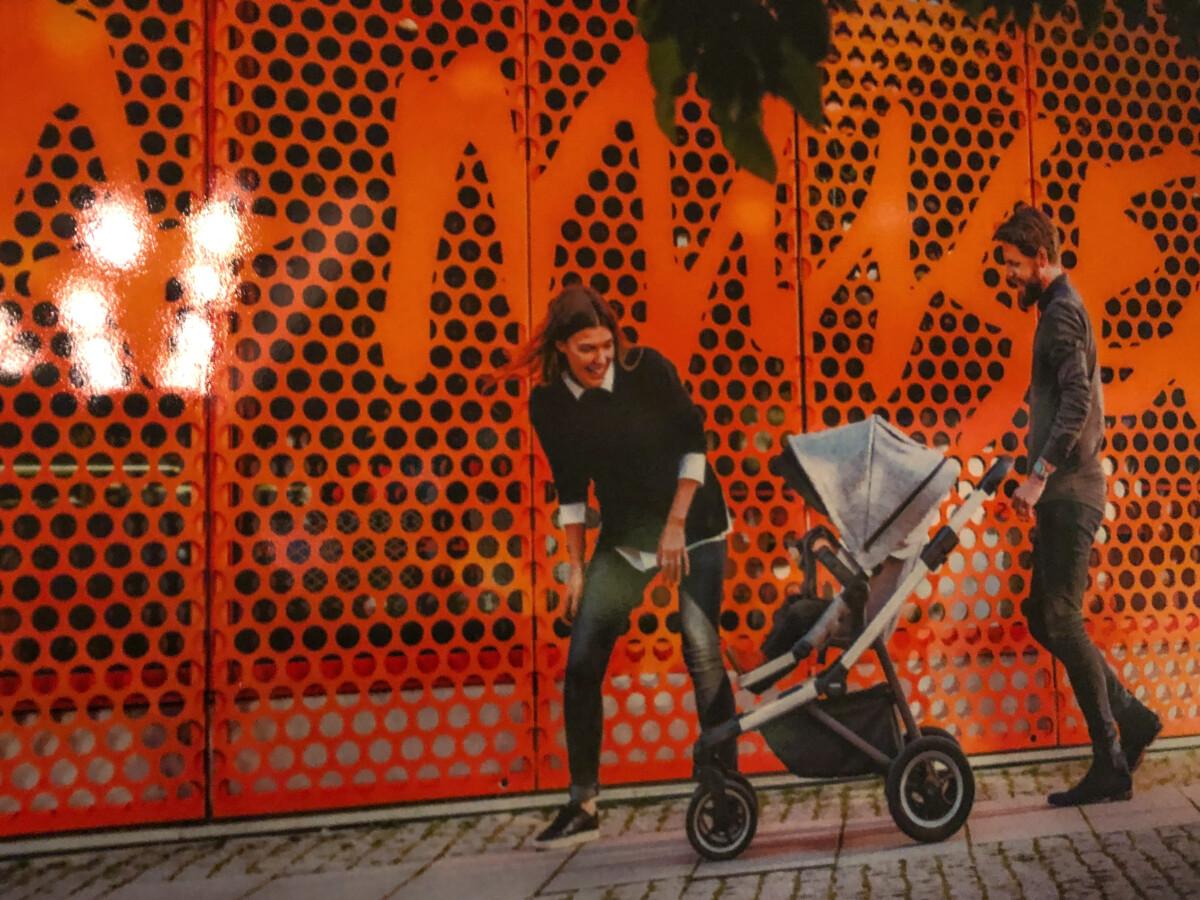 barnvagnar från Thule Sleek