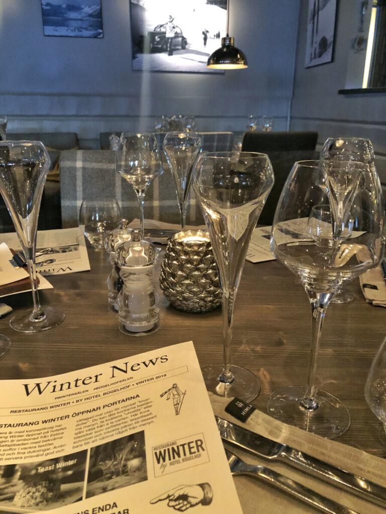 hotell Bügelhof sälen lindvallen restaurang winter