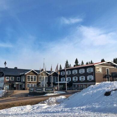 lindvallen sälen påsk 2019 hotell bügelhof