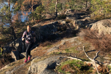 vad är trail hellasgården nackareservatet löpning