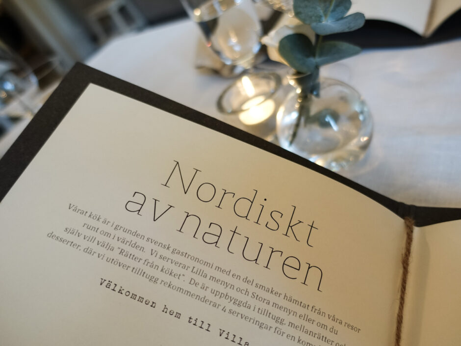 Bra restauranger i Uppsala tips - Villa Anna-6