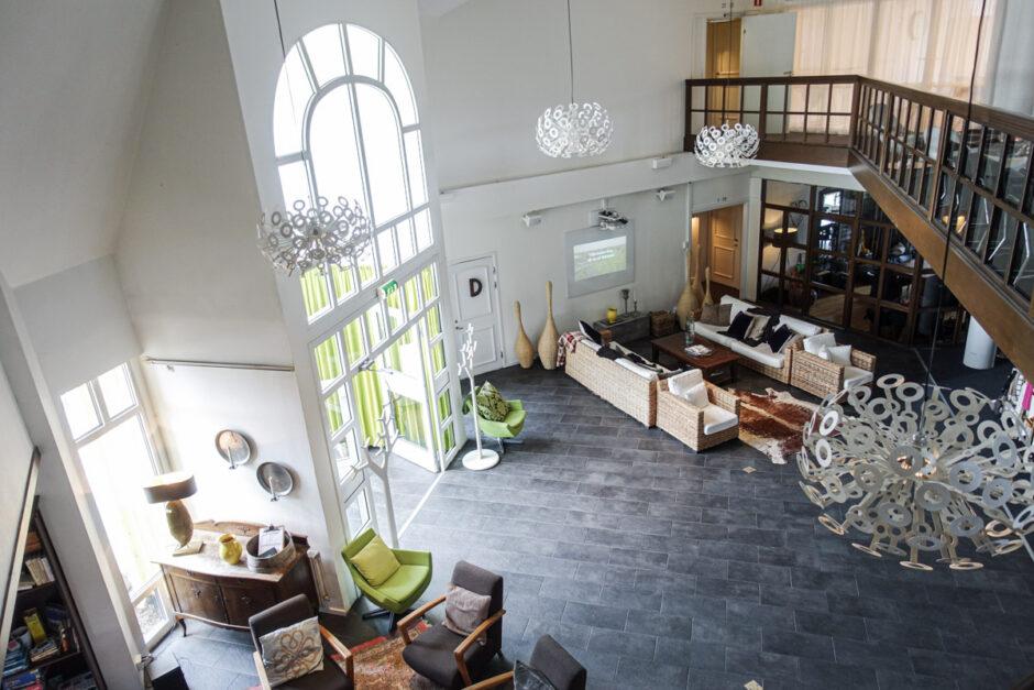 Körunda hotell; för den aktiva livsnjutaren