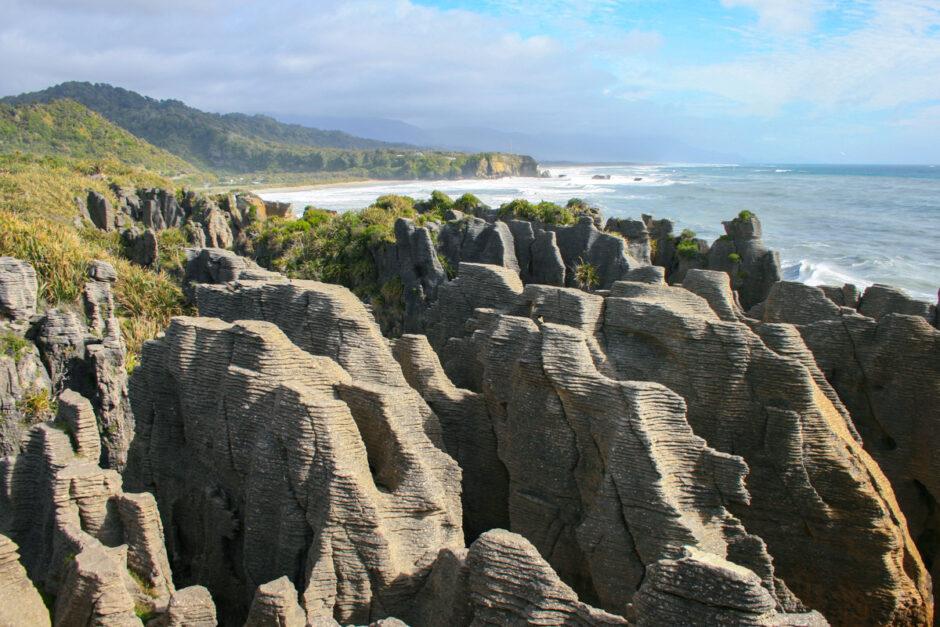 guide-till-Nya zeeland-husbil-sevärdheter-pancake-rocks