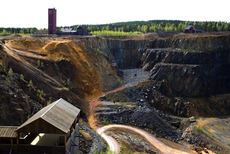 att göra i dalarna med barn tips sommar falu koppargruva världsarv