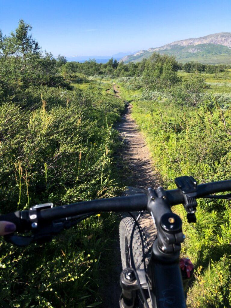 cykla Jörgens mountainbike Åre