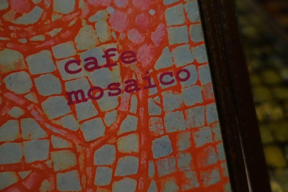cafe mosaico quito
