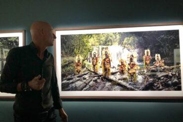 Jimmy Nelson på Fotografiska, Homage to Humanity