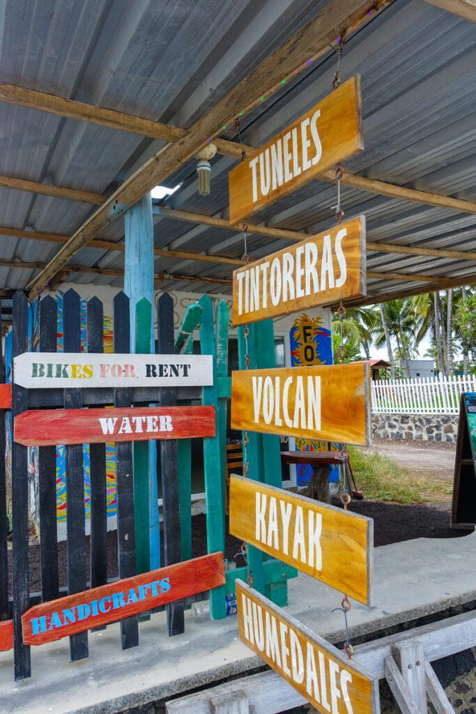 guide till galapagos reseguide galapagosöarna
