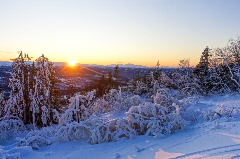 November Åre säsongsöppning