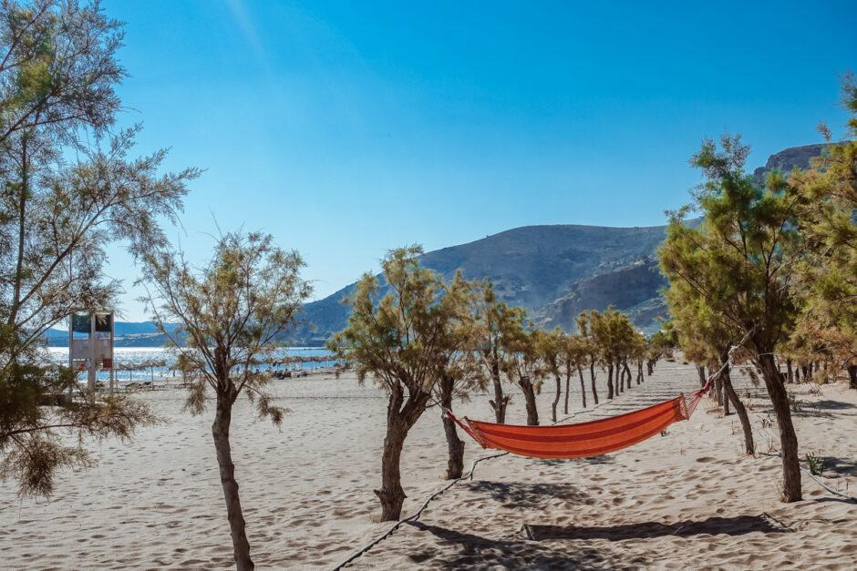 Paleochora - mysig by på Kreta-2